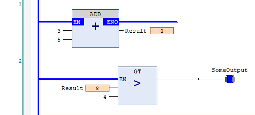 TwinCAT 3 Tutorial: Ladder Logic Editor · Contact and Coil