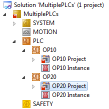 10 OP10 and OP20 PLCs Added