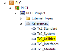 References Folder - Tc2_Utilities added