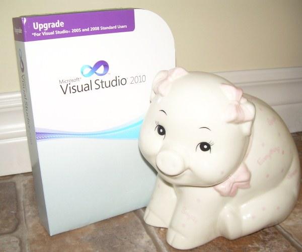 Visual Studio 2010 Upgrade