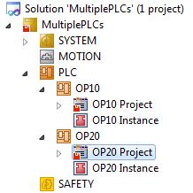 10 OP10 and OP20 PLCs Added