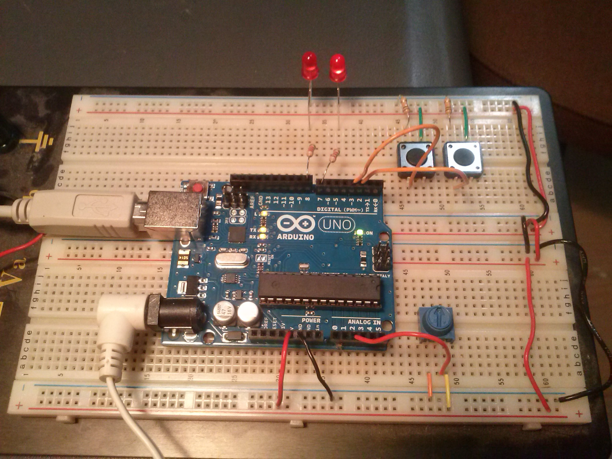 Arduino Contact And Coil Diagram Wiring To A Ladder Logic On Uno