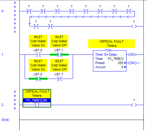 RSLogix 5000 Tutorial - Contact off Done Bit