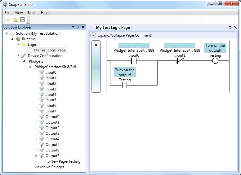 Arduino plc Ladder logic
